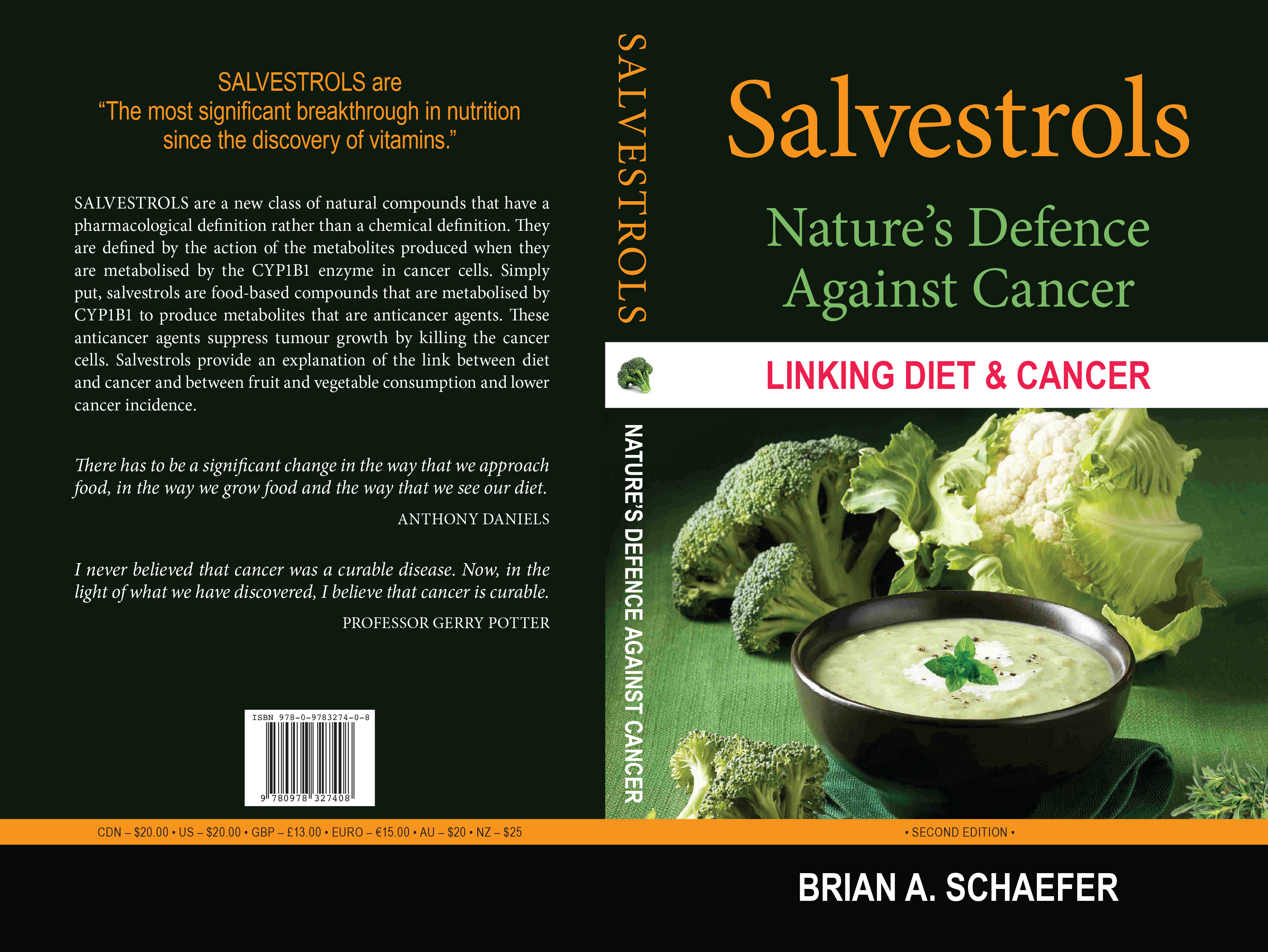 Salvestrols 2nd Edition